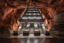 TPA B1002   Stockholm underground   George Rosedale David Humphreys  Mr