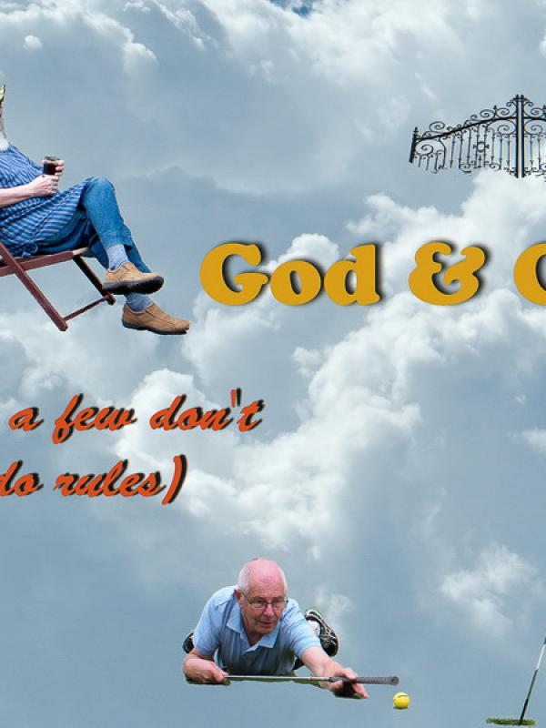 God and Golf